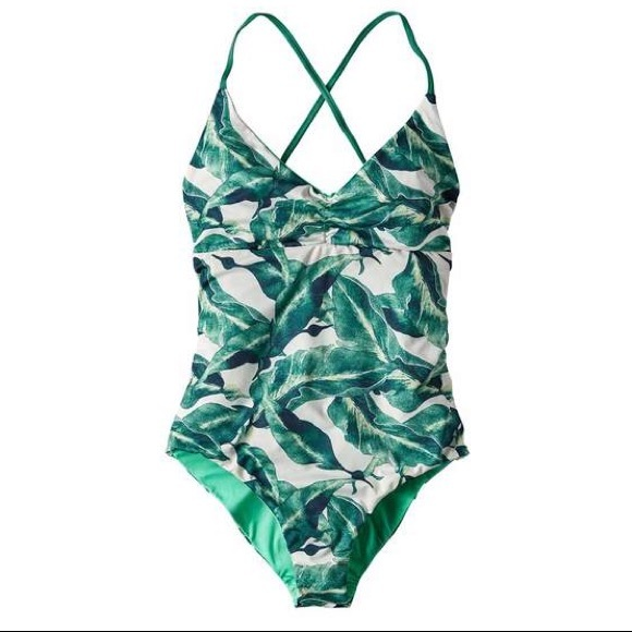 4d943e49ff Patagonia reversible one piece kupala swimsuit. M 5a83ab8445b30c0ef5b11f4a